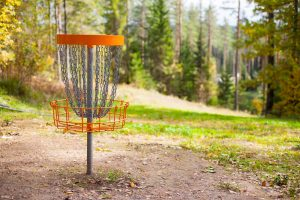 Disc Golf Locations
